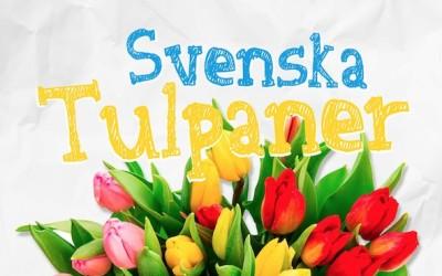 Idag är det tulpanens dag!